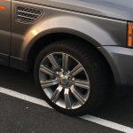 """No169.18"""" Range Rover felgur 130,000kr góðar"""
