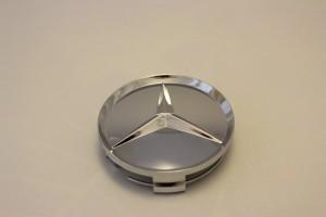 Benz crome 75mm