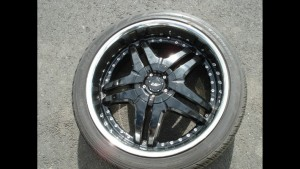 "No.147 5/139,7 einig 135/5 Ford 22"" dekk 265/40 22 og felgur et 18 Dodge- Ford 300,000kr"