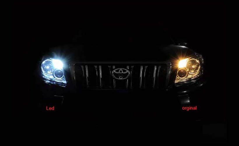 Toyota LED 1